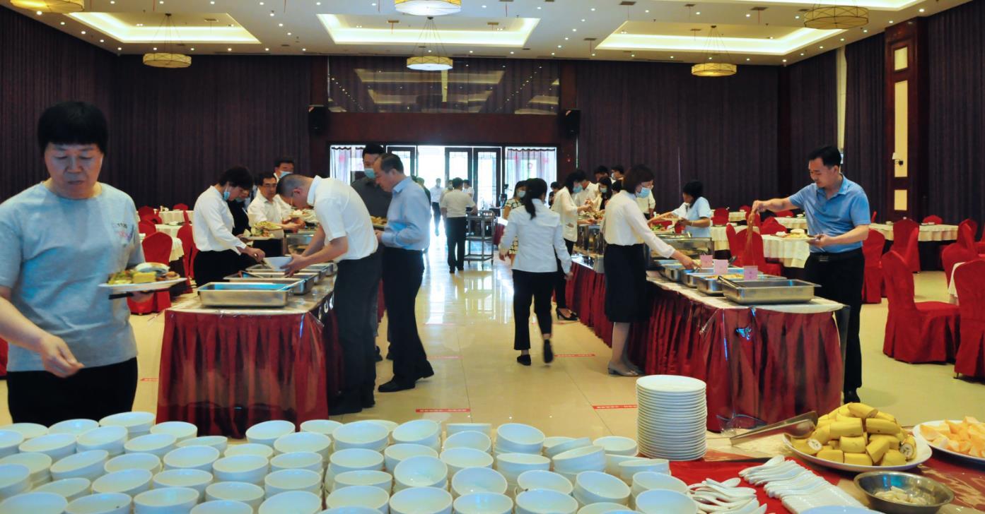热烈祝贺中牟县第十四届人代会五次会议圆满成功